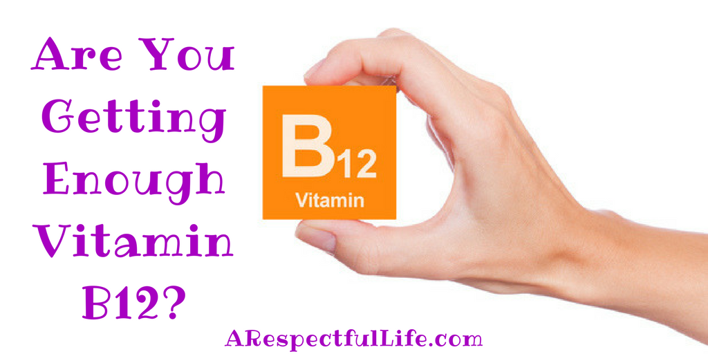 Are You getting Enough Vitamin b12