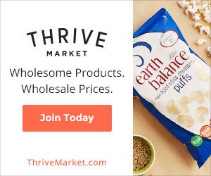 Try Thrive Market