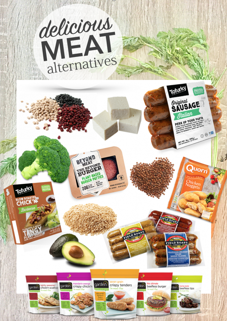 Vegan Meat Alternatives