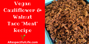 Vegan Taco Meat Recipe