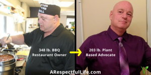 easy weight loss on a plant based diet