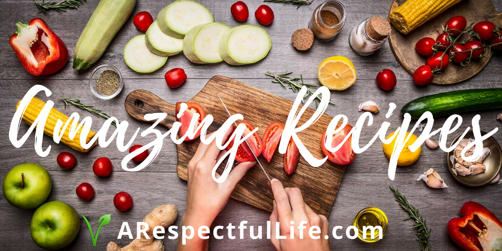 Amazing Vegan Recipes