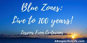 Blue Zones Live to 100 years