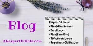 Respectful Living Blog