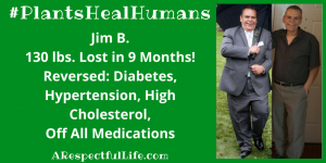 #PlantsHealHumans Jim Balla