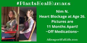 #PlantsHealHumans Nim
