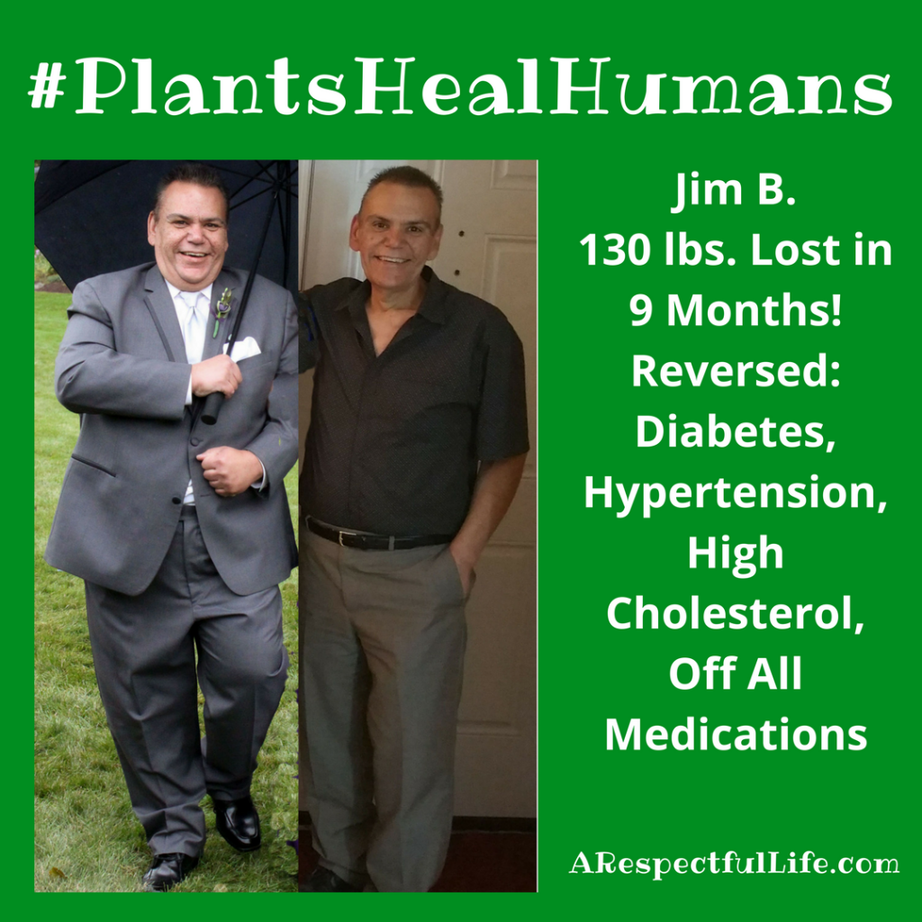 #PlantsHealHumans Jim B
