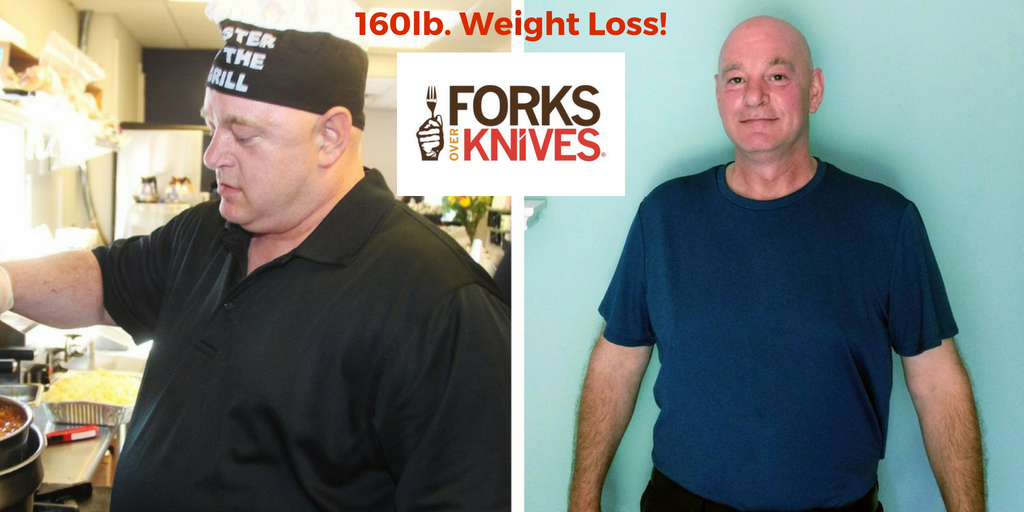 160lb. Weight Loss!