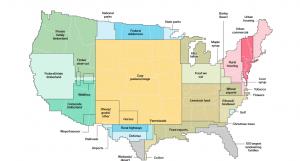 US land use livestock