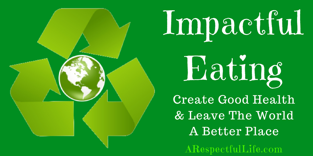 Impactful Eating for health climate change world