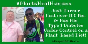 Josh turner lost 100 lbs