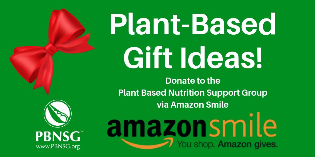 Plant-Based Vegan Gift Ideas via Amazon