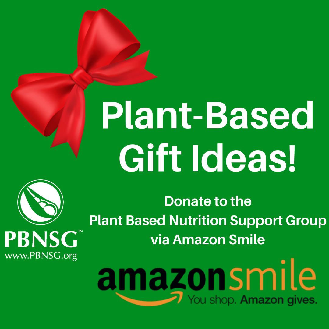 Plant-Based Gift Ideas on Amazon Instagram