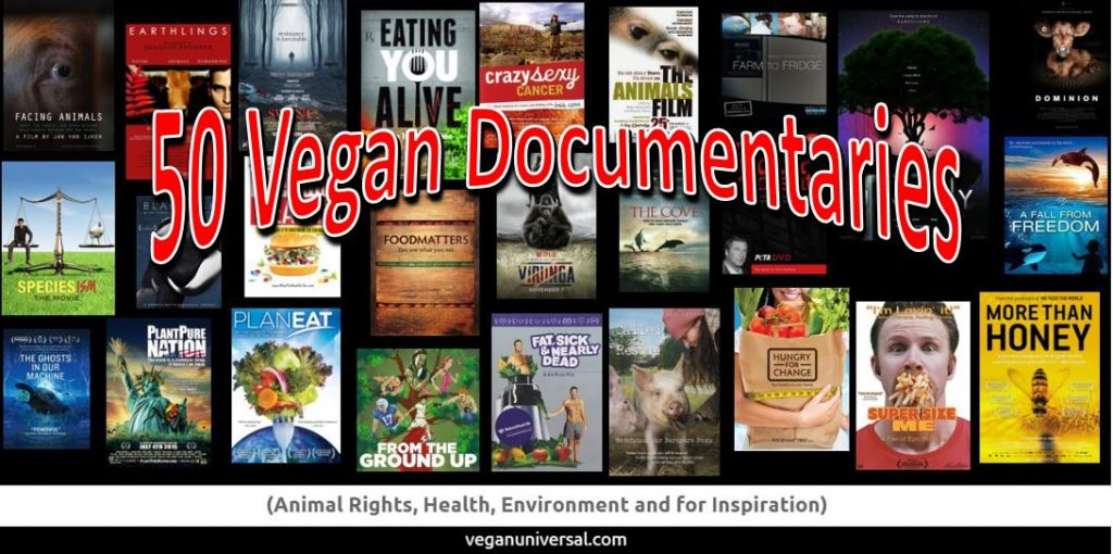 50 Best Vegan Documentaries