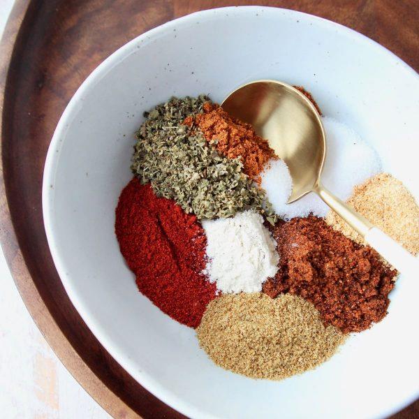Simple Fajita Seasoning