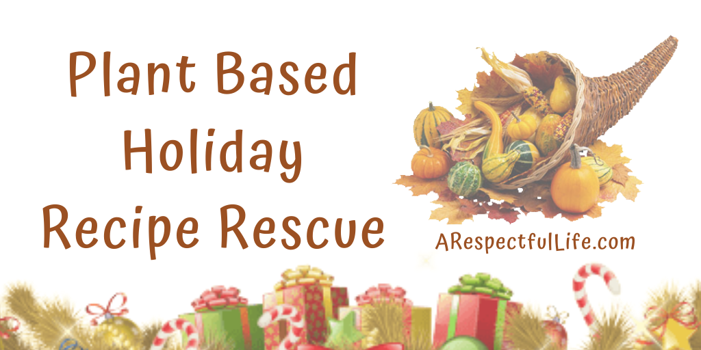 whole food plant based vegan holiday recipes