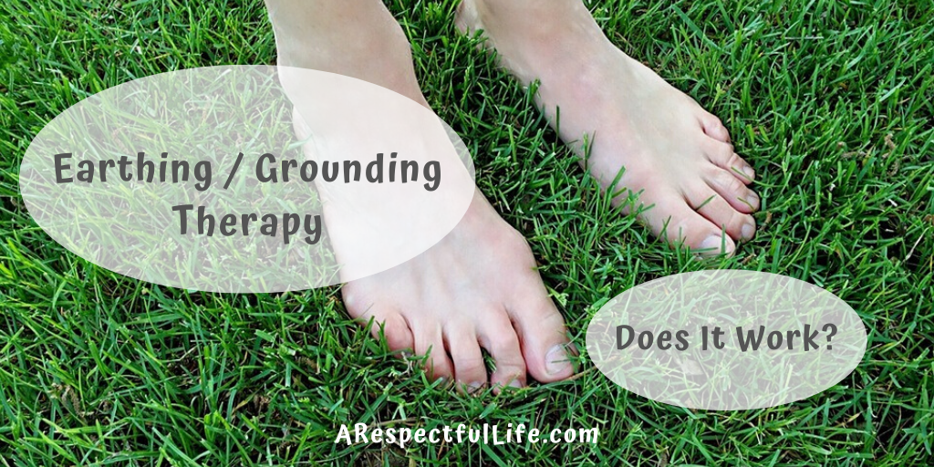 human grounding therapy earthing