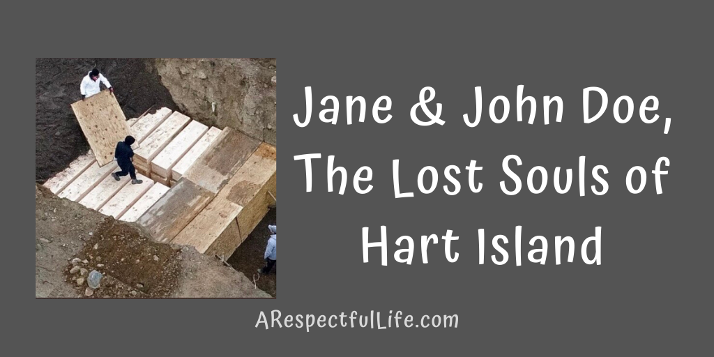The Lost Souls of Hart Island Coronavirus Deaths