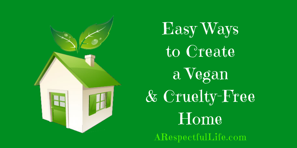 Vegan Home Cruelty Free Living